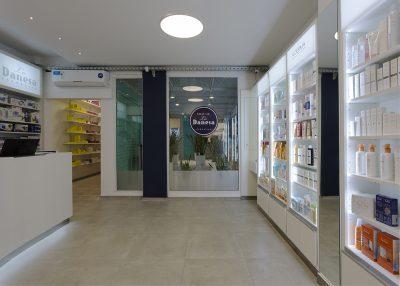Farmacia La Danesa - Angélica Campi Arquitecta